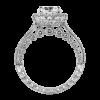 Jack Kelége platinum diamond engagement ring - KPR775