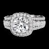 Jack Kelége diamond engagement ring - KGR1014