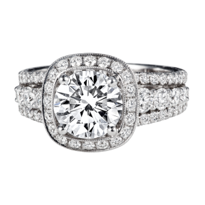 Jack Kelége diamond engagement ring - KGR1014