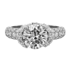Jack Kelége diamond engagement ring - KGR1016