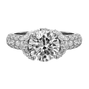 Jack Kelége diamond engagement ring - KGR1016