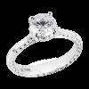 Jack Kelége diamond engagement ring KGR1195