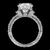 Jack Kelége diamond engagement ring - KGR1009
