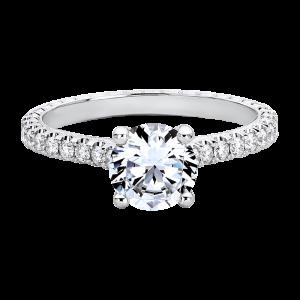Jack Kelége diamond engagement ring KGR1040