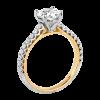 Jack Kelége diamond engagement ring - KGR1095