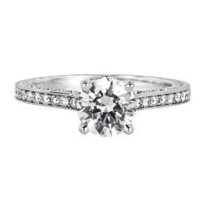 Jack Kelége diamond engagement ring KGR1119