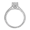 Jack Kelége diamond engagement ring profile