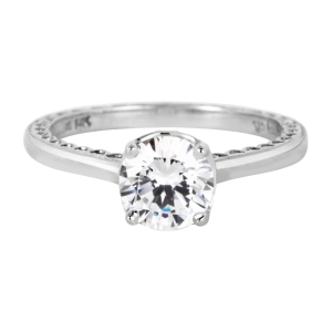 Jack Kelége diamond solitaire engagement ring - KGR1126