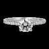 Jack Kelége diamond engagement ring - KGR1133