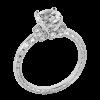 Jack Kelége diamond engagement ring - KGR1141