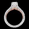 Jack Kelége diamond engagement ring - KGR1146-P