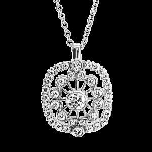 Jack Kelége 18k Diamond Necklace - KGN111