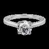 Jack Kelége diamond solitaire engagement ring - KGR1125