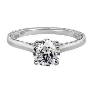 Jack Kelége diamond solitaire engagement ring - KGR1125