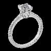 Jack Kelége diamond solitaire engagement ring KGR1133