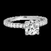 Jack Kelége diamond solitaire engagement ring - KPR1184