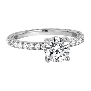 Jack Kelége diamond solitaire engagement ring - KPR1184
