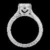 Jack Kelége diamond solitaire engagement ring KGR1192
