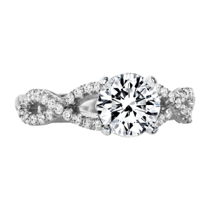 Jack Kelége diamond engagement ring - KGR1078