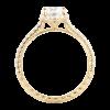 Jack Kelége diamond solitaire engagement ring KGR1069