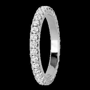 Jack Kelége platinum diamond engagement ring - KPR527