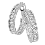 18k White Gold - KGE166