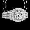 Jack Kelége diamond engagement ring - KGR1057