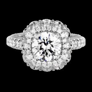 Jack Kelége diamond engagement ring - KGR1092