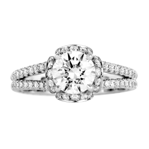 Jack Kelége diamond engagement ring KGR1067