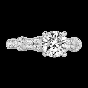 Jack Kelége diamond engagement ring - KGR1077