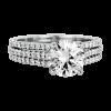 Jack Kelége diamond engagement ring - KGR1080