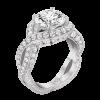 Jack Kelége diamond engagement ring KGR1086