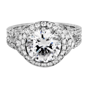 Jack Kelége diamond engagement ring - KGR1091
