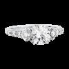Jack Kelége diamond engagement ring KGR1101