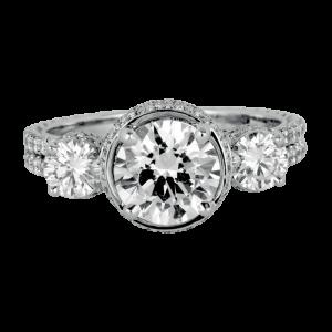 Jack Kelége diamond engagement ring - KGR1109