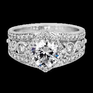 Jack Kelége diamond engagement ring KGR1177