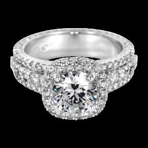 Jack Kelége diamond engagement ring KGR1178