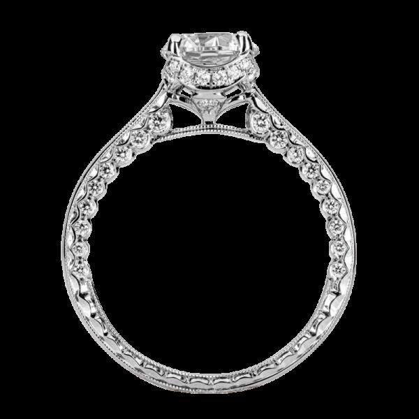 Jack Kelége diamond solitaire engagement ring - KGR1219