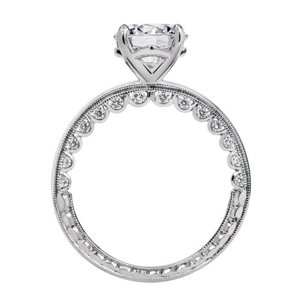 Jack Kelége diamond engagement ring - KGR1222