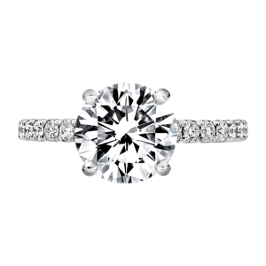 Jack Kelége diamond engagement ring - KGR1223