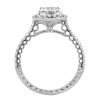 Jack Kelége diamond engagement ring - KGR1122