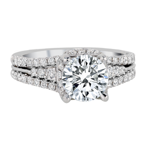 Jack Kelége Diamond Engagement Ring - KGR1053