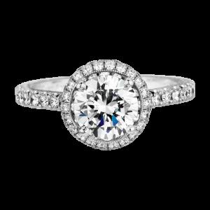 Jack Kelége diamond engagement ring KGR1038