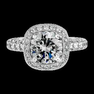 Jack Kelége diamond engagement ring KGR1027