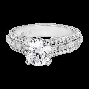 Jack Kelége diamond engagement ring KGR1084