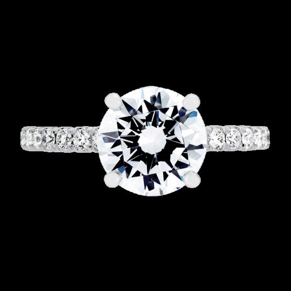 Jack Kelége diamond engagement ring - KGR1224