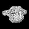 Jack Kelége platinum diamond engagement ring - KPR375
