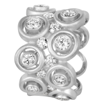 18k White Gold - KGBD135