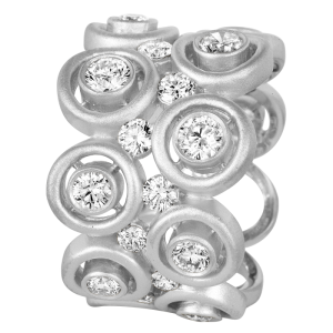 Jack Kelége 18k gold diamond fashion ring - KGBD135