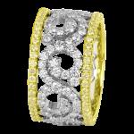 Platinum / 18k Yellow - KPBD785